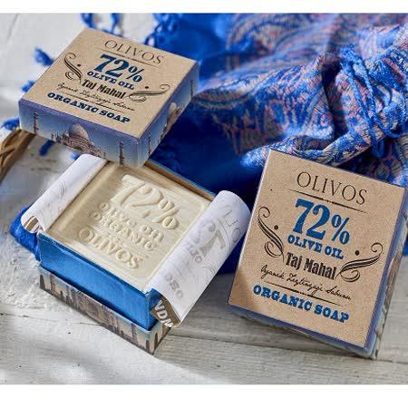 【Olivos 奧莉芙的橄欖】永恆的淚珠-藍字-有機清香150g