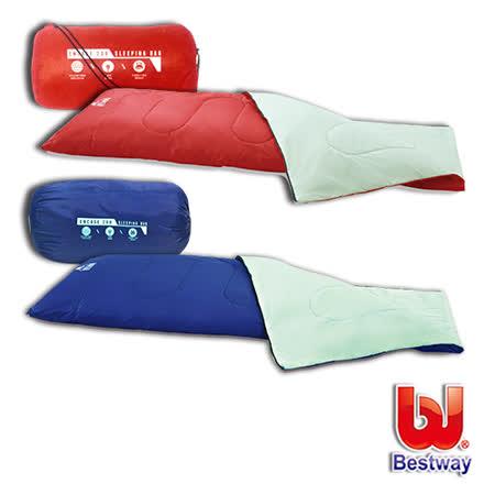 購犀利-Bestway   包覆200露營睡袋