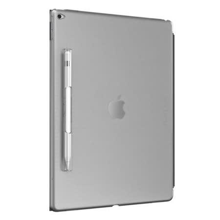 SwitchEasy CoverBuddy iPad Pro 12.9吋 透明背蓋(含可拆式Apple Pencil筆夾)