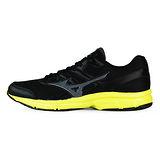 Mizuno 男 慢跑鞋 MIZUNO SPARK 美津濃 慢跑鞋 黑 K1GA160311