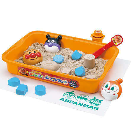 《麵包超人》ANP沙灘玩具