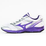 Mizuno 女 慢跑鞋MAXIMIZER 18 (W) 美津濃 慢跑鞋 白 K1GA161360