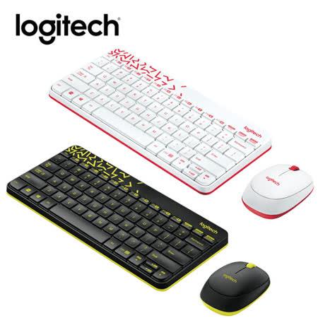 羅技 Logitech MK240 nano 無線滑鼠鍵盤組
