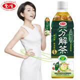 【愛之味】健康油切分解茶500ml(24入/箱)
