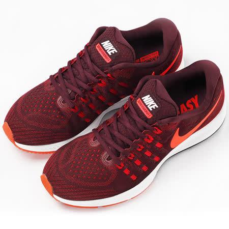 NIKE  男  NIKE AIR ZOOM VOMERO 11    慢跑鞋  紅/白  818099600