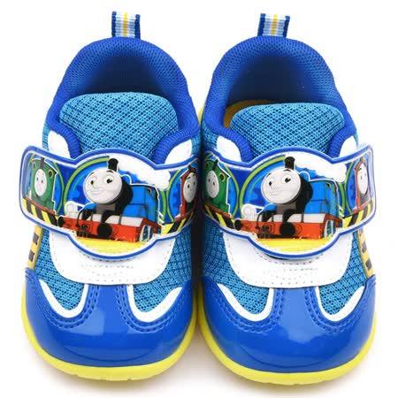 童鞋城堡-湯瑪士 中童 輕量休閒鞋TH86112-藍