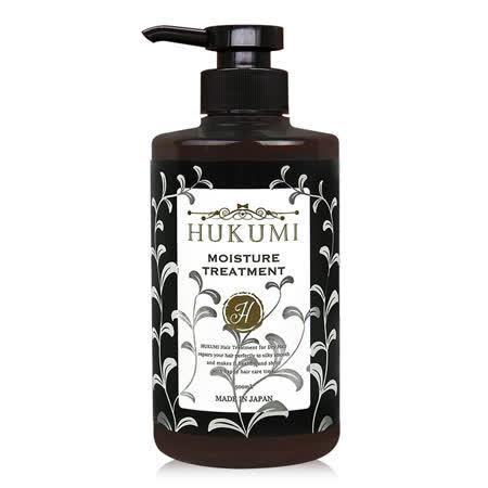 HUKUMI 跳舞香水 無矽靈 護髮乳/洗髮精 黑瓶深層保濕 (500ml)