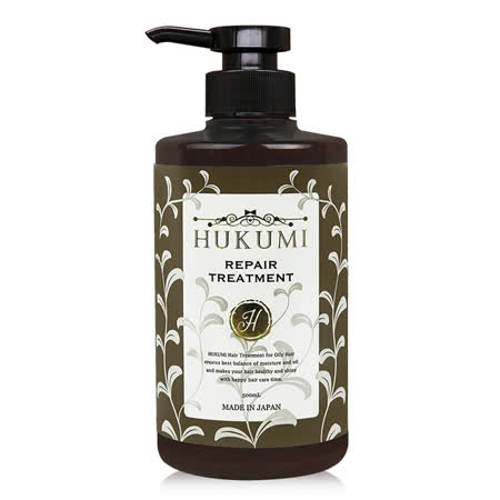 HUKUMI 跳舞香水 無矽靈 護髮乳/洗髮精 咖瓶完美修護 (500ml)