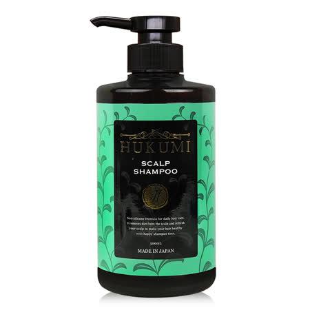 HUKUMI 跳舞香水 無矽靈 護髮乳/洗髮精 綠瓶頭皮護理 (500ml)