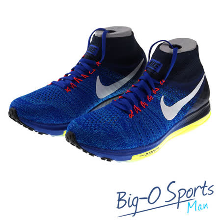 NIKE 耐吉 NIKE ZOOM ALL OUT FLYKNIT  慢跑鞋 男 844134401