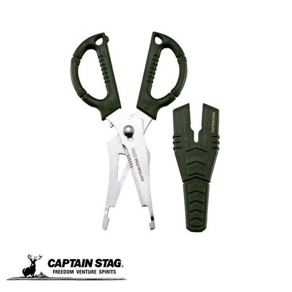 captain stag UM-1多 剪刀Z-PRO 城市綠洲