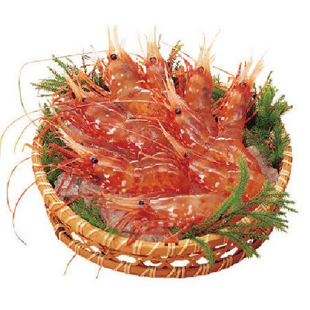 【寶島福利站】鮮甜生食等級牡丹蝦2包(250g~包)含運
