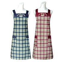 甜蜜熊兩口袋圍裙(藍/紅)二入任組C558