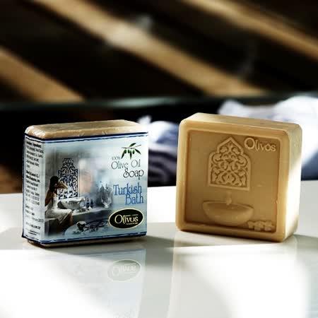 【Olivos 奧莉芙的橄欖】傳統土耳其浴橄欖皂126g