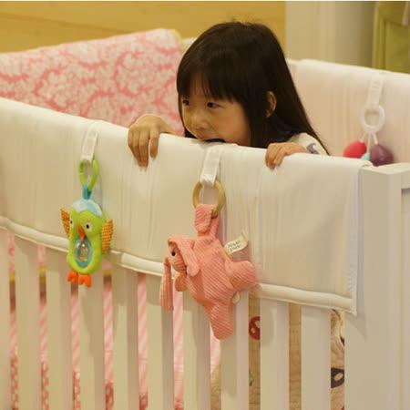 Lori's 固齒防護嬰兒床欄包 - 短邊款