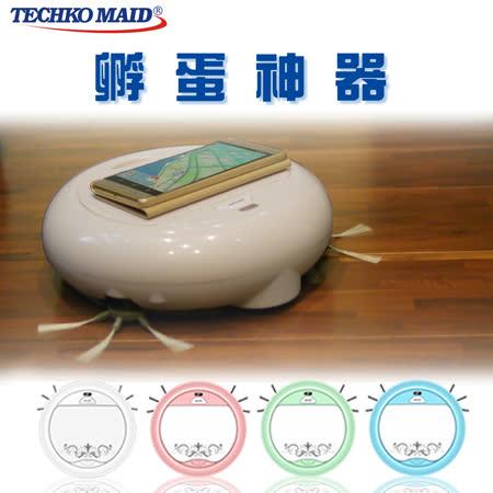 美國Techko Maid 經典掃地機器人 RV218