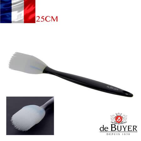 法國【de Buyer】畢耶烘焙 烘焙專用寬頭矽膠油刷25cm
