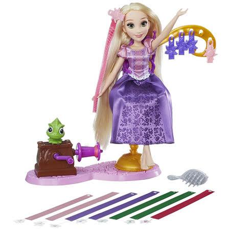 《Disney 迪士尼》豪華裝扮頭髮遊戲組-長髮公主