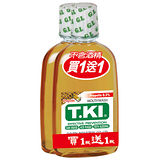 【T.KI 鐵齒蜂膠漱口水350ml (1+1組)】4組免運賣場