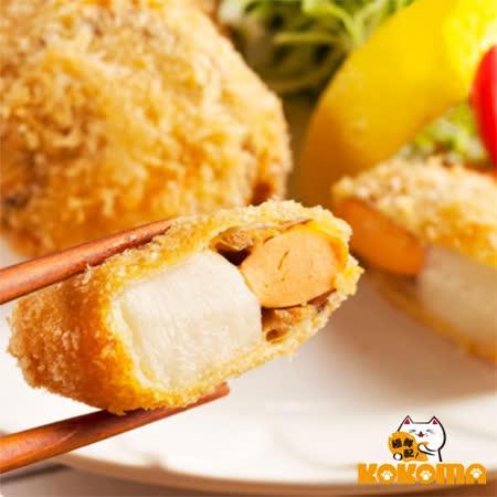 【極鮮配】北海道黃金干貝酥(150G±10%/1包6入)(任選)