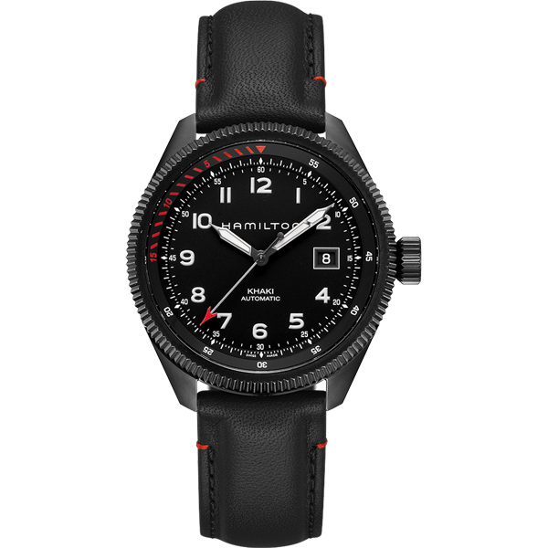 Hamilton KHAKI AVIATION 機械腕錶~42mm H76695733
