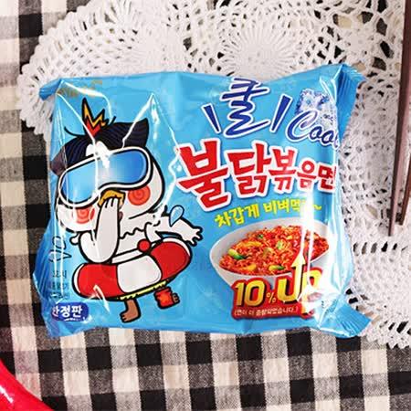 【SAMYANG】辣雞冷麵拌麵