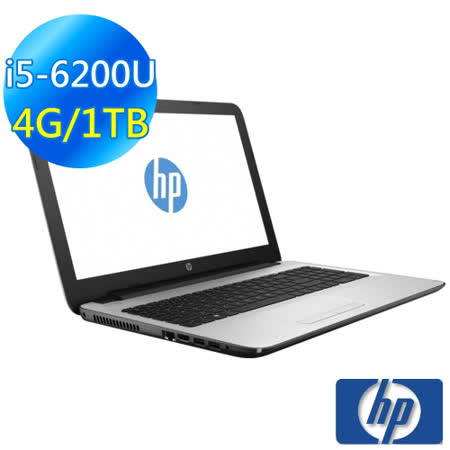 【HP】Notebook 15-ay018TX (i5-6200U/1TB/HD Graphics 520+R5 M430-2G/DDR4 4G/W10/FHD) 筆電