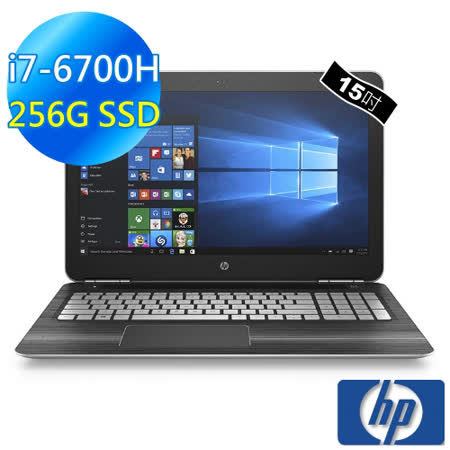 【HP】Pavilion Gaming 15-bc027TX (i7-6700HQ/GT960M-4G/8G/256G SSD+1TB/W10/UHD) 競速筆電