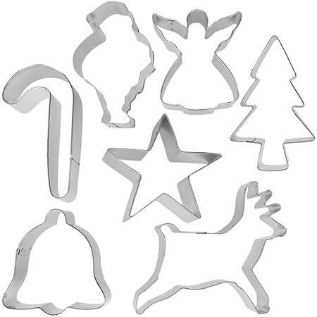 《IBILI》餅乾模7件(聖誕)