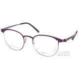 VYCOZ 光學眼鏡  薄鋼休閒簡約款(紫) #SEEK PUR-PURPLE