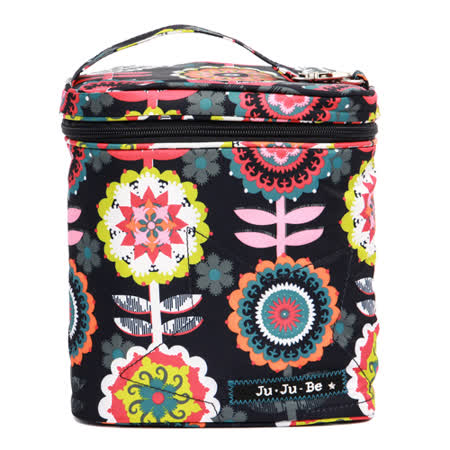 【美國JuJuBe媽咪包】FuelCell保溫保冷袋-Dancing Dahlias 東洋麗菊