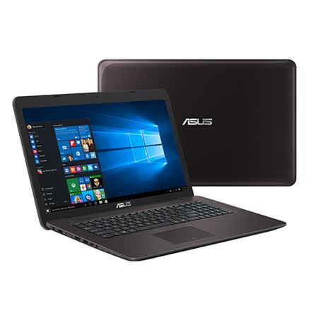【ASUS華碩】X756UQ-0021A6200U 17.3吋FHD  i5-6200U 4G記憶體 1TB硬碟 NV940MX 2G獨顯 效能筆電 -贈4G記憶體+散熱座+滑鼠墊+清潔組
