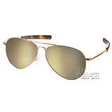 LEVIS 太陽眼鏡 時尚水銀鏡面偏光款 (金-黃水銀) #LS91089 GOLD-D