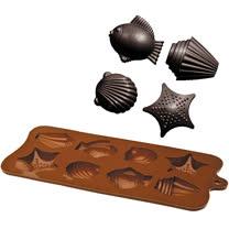 《IBILI》八格巧克力模(海洋)