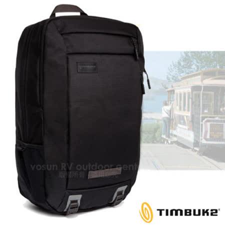 【美國 TIMBUK2】新款 Command 多功能筆電後背包(32L)/郵差包.信使包.書包.背包.機車包.手提袋.手提包_ 392-3-1022 黑