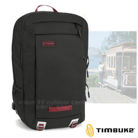 【美國 TIMBUK2】新款 Command 多功能筆電後背包(32L)/郵差包.信使包.書包.背包.機車包.手提袋.手提包_ 392-3-1043 黑/紅