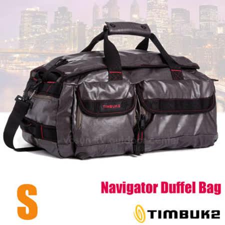 【美國 TIMBUK2】新款 Navigator Duffel 多功能裝備袋(S/30L)/手提包.後背包.休閒背包.旅行袋.行李袋/適自助旅行.健行._炭灰 592-2-2119
