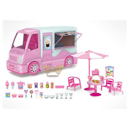 【孩子國】聲光甜點冰淇淋餐車組