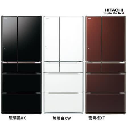 HITACHI日立 620公升變頻六門冰箱(RSF6200E)