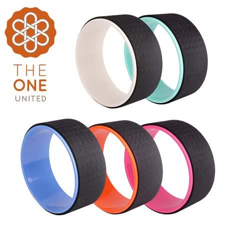 【The One】環保TPE雙色瑜珈輪/瑜珈環 33cm