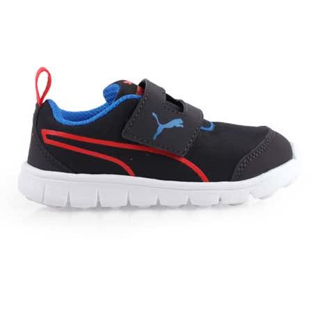 (童) PUMA BAO 2 V PLAY INF男女兒休閒運動鞋 -鞋 黑藍紅