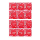SHISEIDO 資生堂 潤紅蜂蜜香皂 x 12