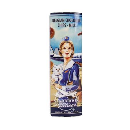 Starbrook 銀河洋芋片造型牛奶巧克力 125g