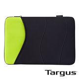 Targus Quash 12 吋雙色筆電隨行袋  (黑/綠)