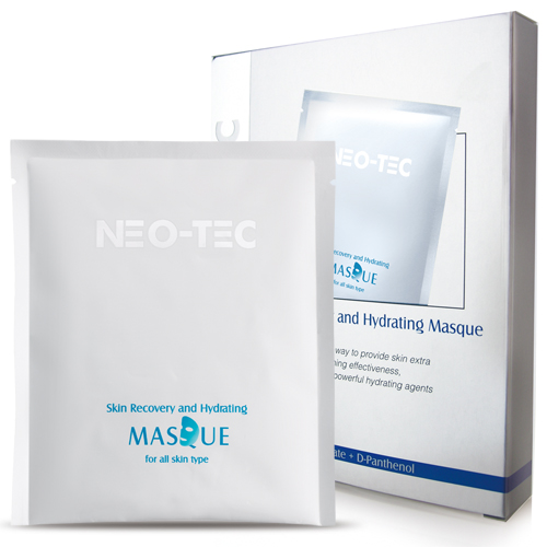 NEO~TEC 高效水嫩修護面膜4pcs盒