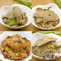 【食尚達人】台式經典粉肝12件組(原味/麻油/蒜味/香辣)