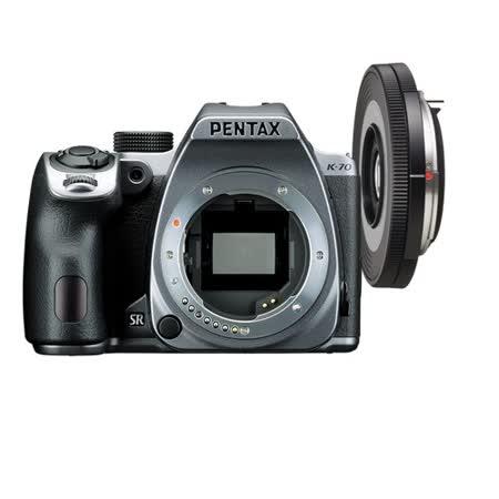 PENTAX K-70 + DA40XS超薄餅乾鏡組(公司貨)