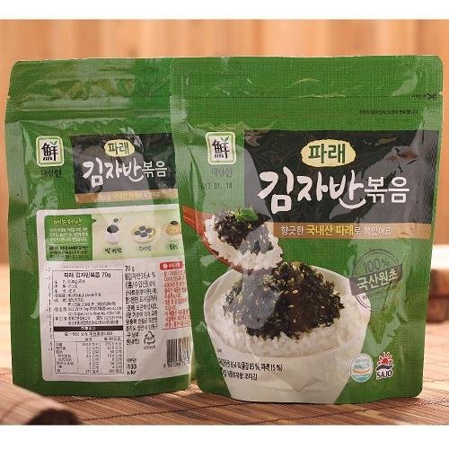 ~韓國 SAJO~海苔酥~原味^(70g^)