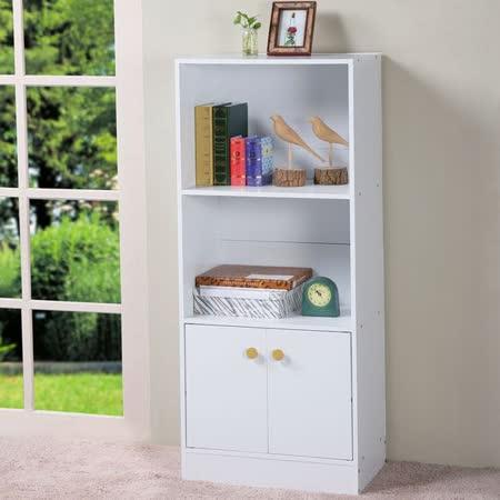 《Homelike》和風二門三層書櫃