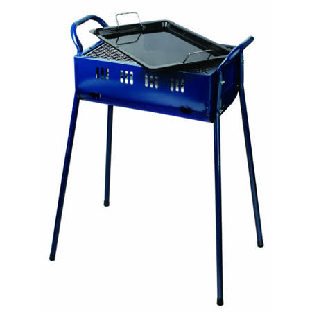 【百貨通】邁阿密420鐵板燒烤爐(附烤盤)